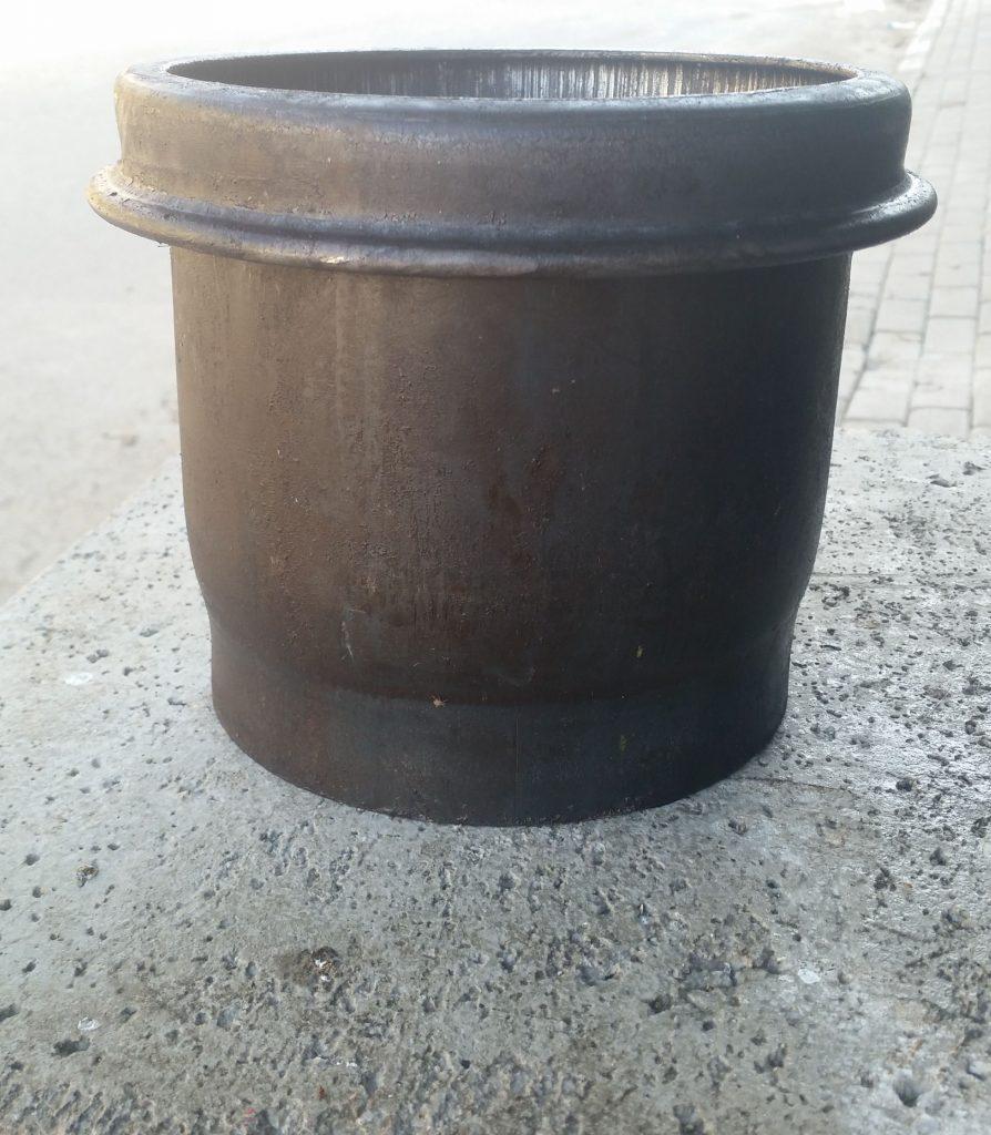 Siyah Motopomp demiri 160 lık